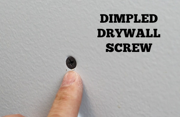 Best Way To Fill Nail Holes In Drywall