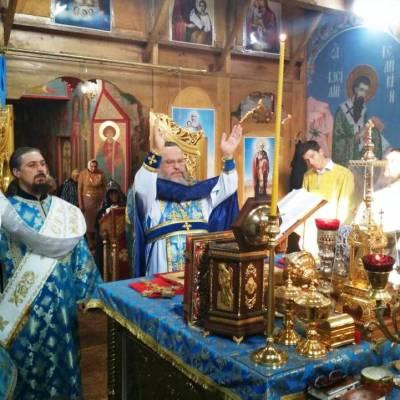 Рождество Пресвятой Богородицы (21 сентября 2017)