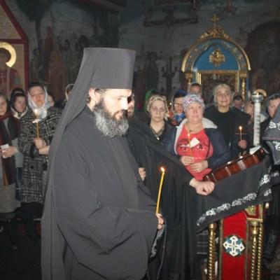 La 23 martie 2018 a avut loc tunderea în monahism a călugărului Bonifatie