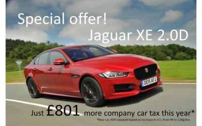 Company Car Tax 2019