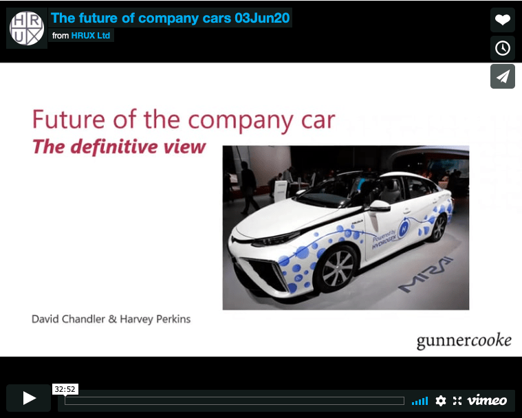 The future for company cars; the definitive view
