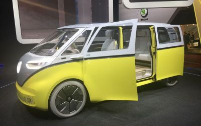 Innovation in Electric Car Design