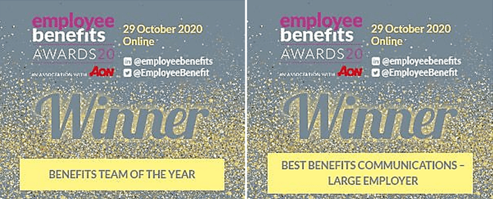 esparx helps Travis Perkins win two Employee Benefit awards