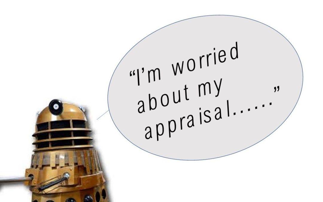Treating employees like Daleks?