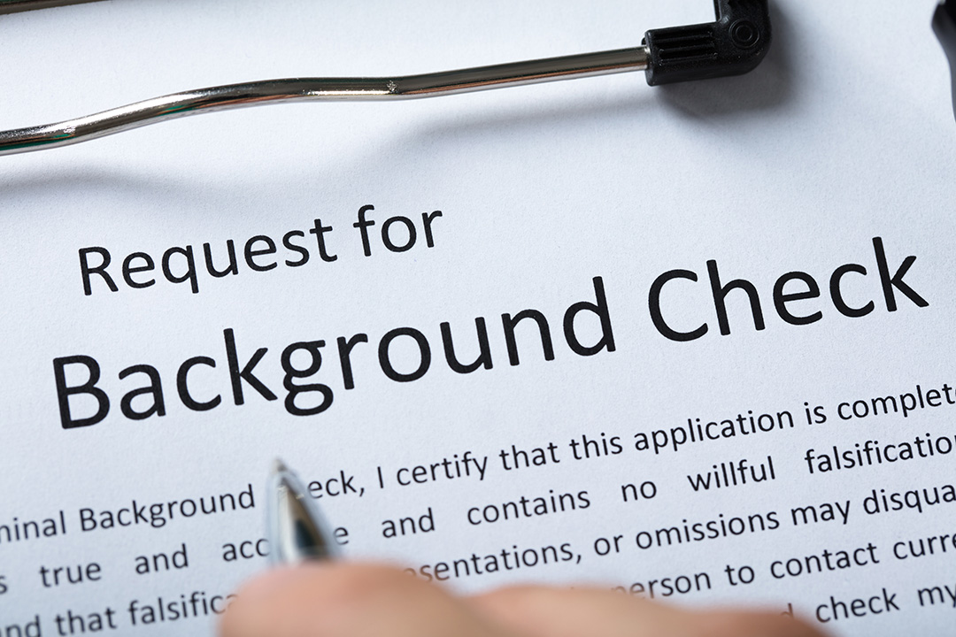 Updated FCRA Form for Background Checks Must Be Used