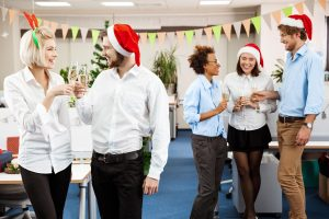 Don't let a festive holiday office party set you up for ongoing HR headaches!