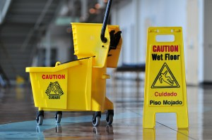 Janitorial employers must also keep additional detailed records for three years.
