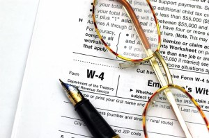 Employees do not need to fill out a new W-4 right now.