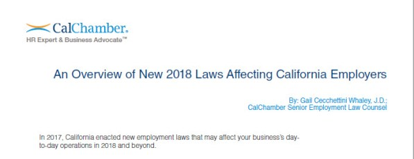 2018 new laws whitepaper