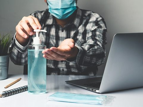 Cal/OSHA has provided guidance on COVID-19-related employee training including cough and sneeze etiquette.