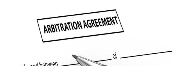 Arbitration Agreements Hrwatchdog