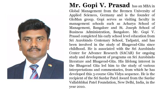 BIO Gopi V. Prasad-1