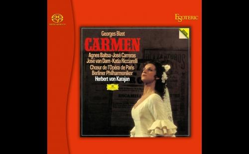 ESSG-90212/14 喬治‧比才 歌劇《卡門》(全曲)   音悅音響