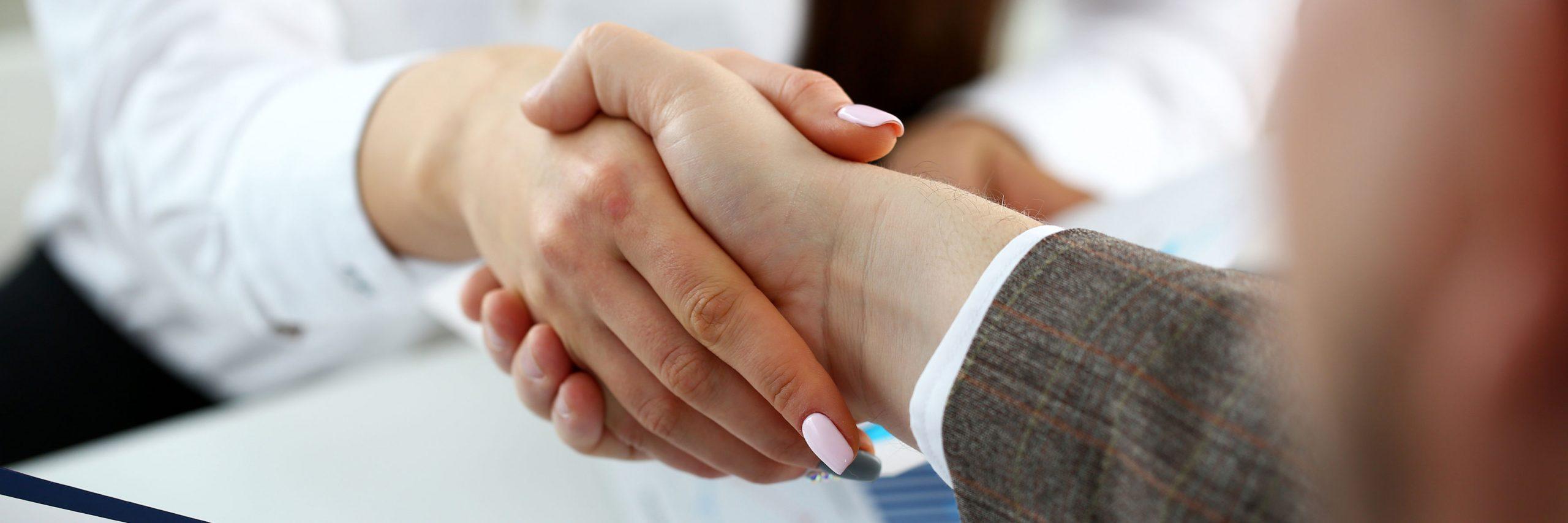 Partnerschaft, Vertrauen, Zusammenarbeit