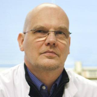 Esa Rintala, Chief Infectious Disorder, Turku University Central Hospital.