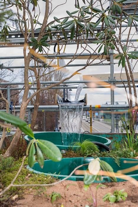 Raimo Saarinen, Apocalypse Garden (detail), 2021.