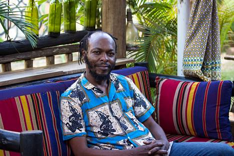 Ras Brown, an Ugandan musician who supports the opposition, believes that political change in Uganda will start with young people.