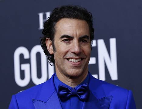 Actress Sacha Baron Cohen is an active defender of freedom of expression.
