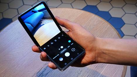 Samsung unveiled the first Galaxy Z Flip in February 2020.