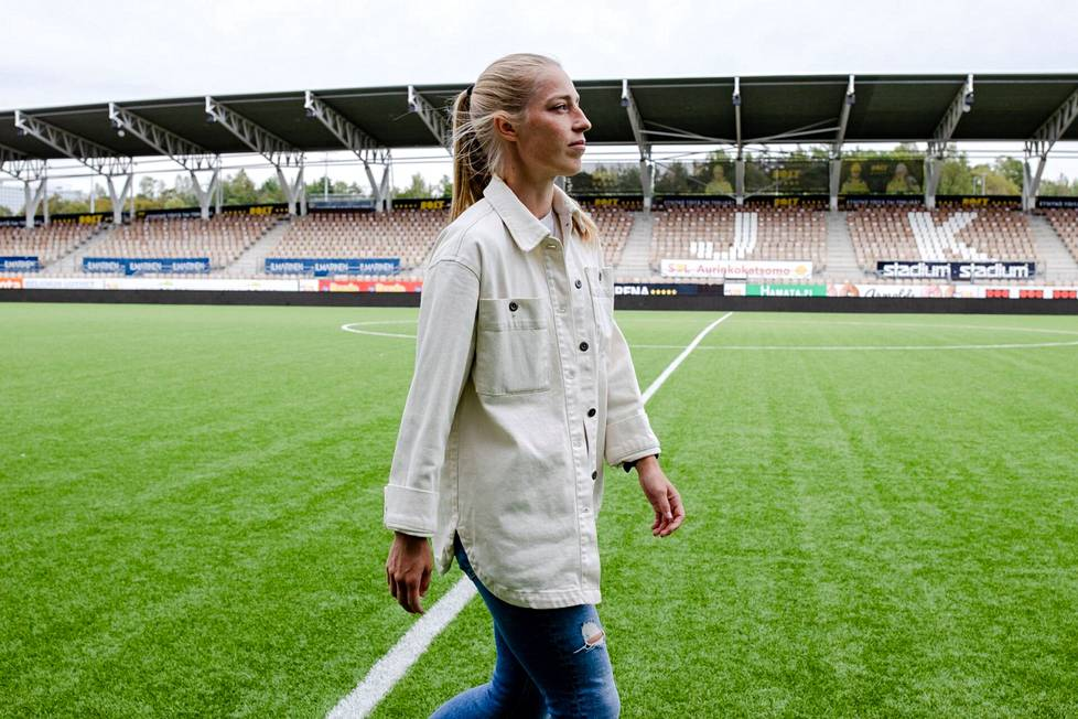 HJK received excellent confirmation from Linda Sällström.  Sällström's return was a significant issue for the entire National League.