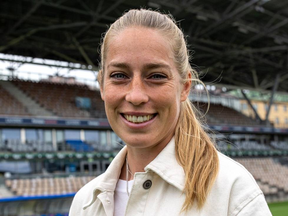 At the end of June, Linda Sällström moved to the Helsinki Football Club.