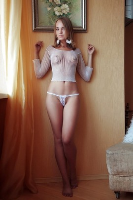 Hot Picture With Superb Teen Lingerie