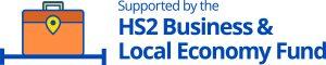 HS2 Business & Local Economy Fund logo