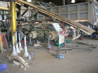 Truck suspension repair shops in Hagerstown