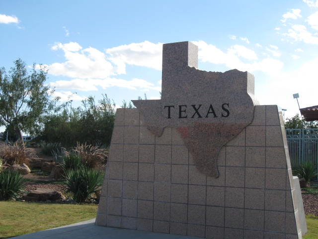 Texas Welcome Center