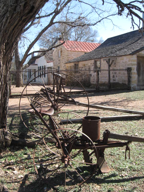 Photo by H.S. Cooper © Sauer-Beckman Farm, TX