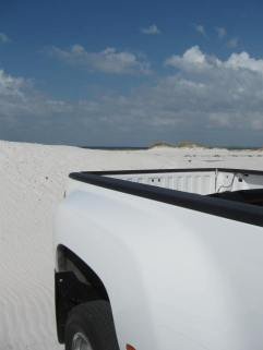 Photo by H.S. Cooper © Chevy at beach (FL)