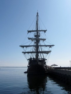 Photo by H.S. Cooper © Tall ship El Galeón, FL