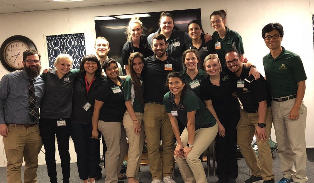 School of Physical Therapy & Rehabilitation Sciences | USF ...