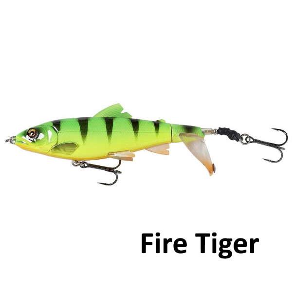 SG 3D Smash fire tiger