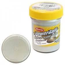 powerbait Crustacea white