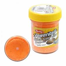 powerbait fluorescent orange