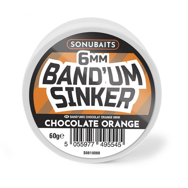 bandum sinkers chocolate orange