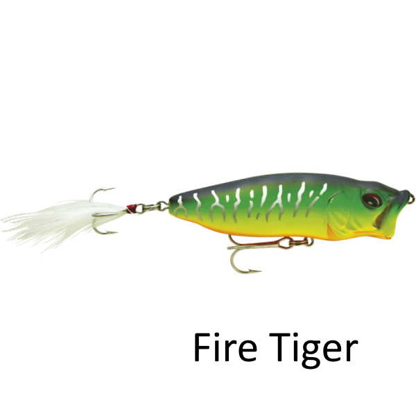 rapture pro pop Fire Tiger