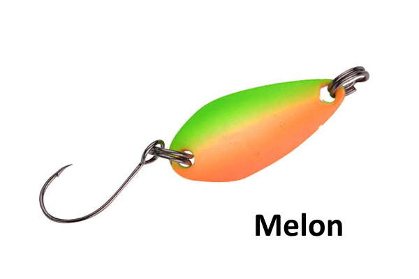 spoon melon