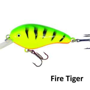 Predox-little Joe fire tiger