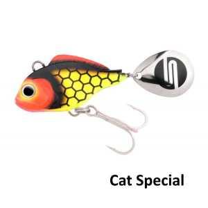 spro ASP spinner cat special