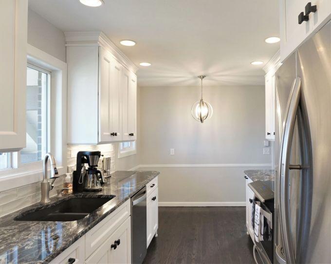 Centennial Kitchen Remodeling Hs Design Build