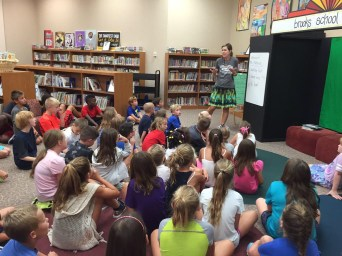 Media Centers as a Hub of Learning in All Schools