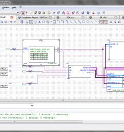 block diagram file for the fpga vga controller [ 1364 x 726 Pixel ]