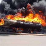 Gombe Tanker Fire: FRSC Confirms One Dead