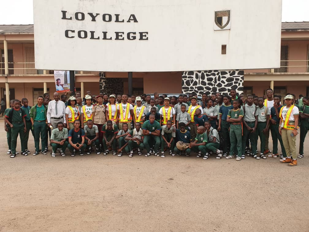Oyo Govt. Takes Road Safety Clubs To Schools