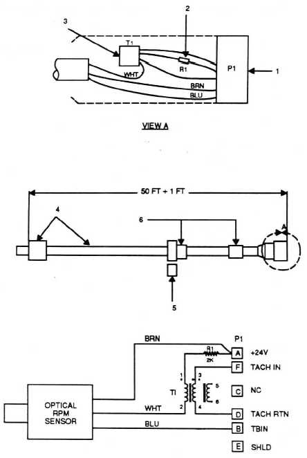 Figure 12. Optical RPM Sensor (29314700)