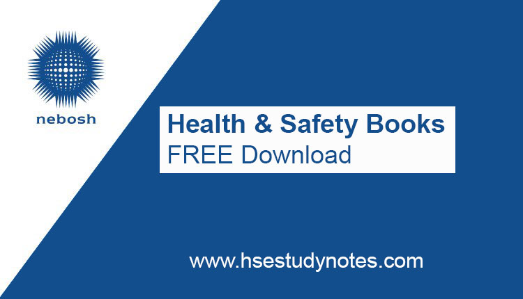 Health & Safety Books PDF [FREE Download]