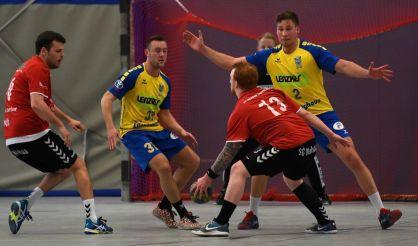LokalsportMZV Handball SG Menden II gegen HSG Lüdenscheid