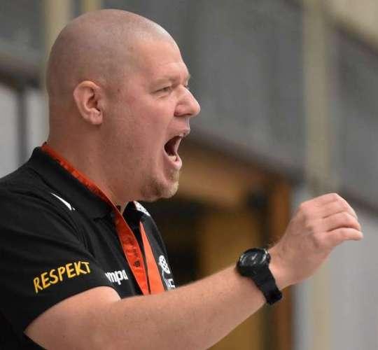 Stephan Nocke bleibt in der kommenden Saison Trainer der 1. Herrenmannschaft